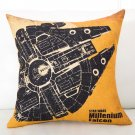 Star Wars #84 Cartoon Cushion Cover Case (45cm * 45cm)