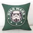 Star Wars #85 Cartoon Cushion Cover Case (45cm * 45cm)