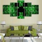 Minecraft 5 Piece Wall Art Canvas Prints (40x60cm,40x80cm,40x100cm) (no frame)