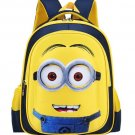 Minions Children's Backpack #01 Primary Students School Backpack Small size
