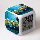 Despicable Me Minion #11  LED Alarm Clock