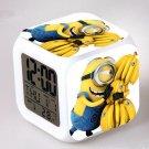 Despicable Me Minion #12  LED Alarm Clock