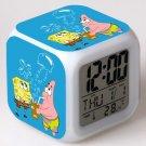 Spongebob Squarepants #01 LED Alarm Clock for Gift