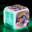 Moana Disney Cartoon #04 LED Alarm Clock for Gift