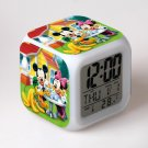 Mickey Mouse Disney #03 LED Alarm Clock for Gift