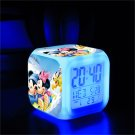 Mickey Mouse Disney #07 LED Alarm Clock for Gift