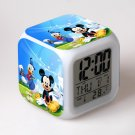 Mickey Mouse Disney #08 LED Alarm Clock for Gift