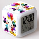 Mickey Mouse Disney #09 LED Alarm Clock for Gift