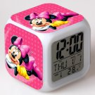 Mickey Mouse Disney #10 LED Alarm Clock for Gift