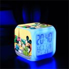 Mickey Mouse Disney #11 LED Alarm Clock for Gift