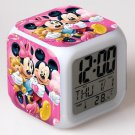 Mickey Mouse Disney #13 LED Alarm Clock for Gift