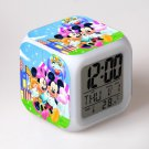 Mickey Mouse Disney #14 LED Alarm Clock for Gift