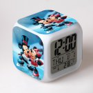 Mickey Mouse Disney #16 LED Alarm Clock for Gift