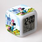 Mickey Mouse Disney #17 LED Alarm Clock for Gift