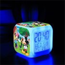 Mickey Mouse Disney #18 LED Alarm Clock for Gift
