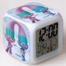 Trolls Cartoon #03 LED Alarm Clock for Gift