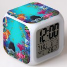 Trolls Cartoon #05 LED Alarm Clock for Gift