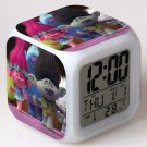 Trolls Cartoon #11 LED Alarm Clock for Gift