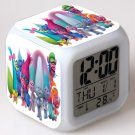 Trolls Cartoon #12 LED Alarm Clock for Gift