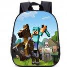 Minecraft #13 Girls Boys Students School Backpack L27.5*W10.5*H35cm