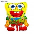 2019 #01 SpongeBob SquarePants aluminum Balloons Children's birthday party balloon decorations