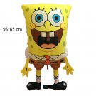 2019 #04 SpongeBob SquarePants aluminum Balloons Children's birthday party balloon decorations