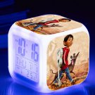 Coco Cartoon #07 LED Alarm Clock for Gift
