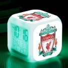 Liverpool Football Club #01 LED Alarm Clock for Gift