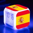 Football Club #03 LED Alarm Clock for Gift