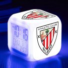 Atletic Club Football Club #17 LED Alarm Clock for Gift