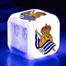 Club Football Club #18 LED Alarm Clock for Gift