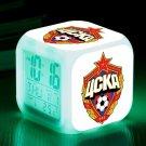 4CKA Football Football Club #25 LED Alarm Clock for Gift