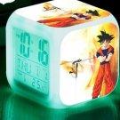 Dragon Ball Cartoon #08 LED Alarm Clock for Gift