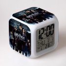 Harry Potter Movie #04 LED Alarm Clock for Gift