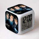 Harry Potter Movie #05 LED Alarm Clock for Gift