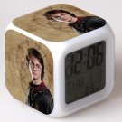 Harry Potter Movie #06 LED Alarm Clock for Gift