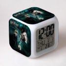 Harry Potter Movie #08 LED Alarm Clock for Gift