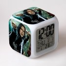 Harry Potter Movie #09 LED Alarm Clock for Gift
