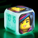 The Lego Movie #01 LED Alarm Clock for Gift