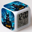 The Lego Movie Batman #04 LED Alarm Clock for Gift