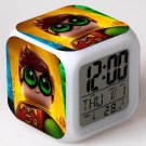 The Lego Movie #05 LED Alarm Clock for Gift