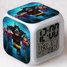 The Lego Movie #07 LED Alarm Clock for Gift