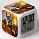 The Lego Movie #08 LED Alarm Clock for Gift