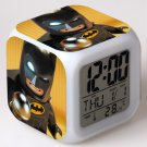 The Lego Movie Batman #09 LED Alarm Clock for Gift