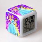 Snow White #02 LED Alarm Clock for Gift