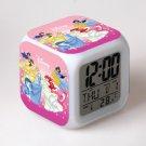 Snow White #03 LED Alarm Clock for Gift