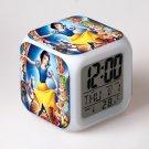 Snow White #04 LED Alarm Clock for Gift