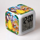 Snow White #06 LED Alarm Clock for Gift