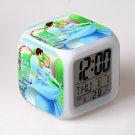 Snow White #07 LED Alarm Clock for Gift