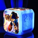 Sonic the Hedgehog #05 LED Alarm Clock for Gift
